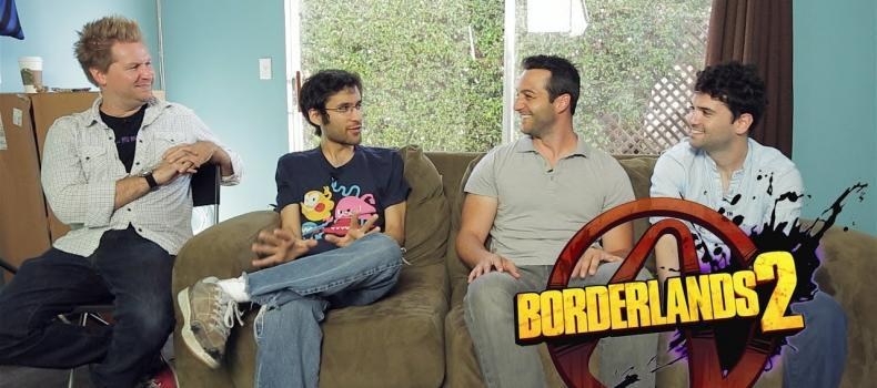 Randy Pitchford denies Borderlands 3 speculation