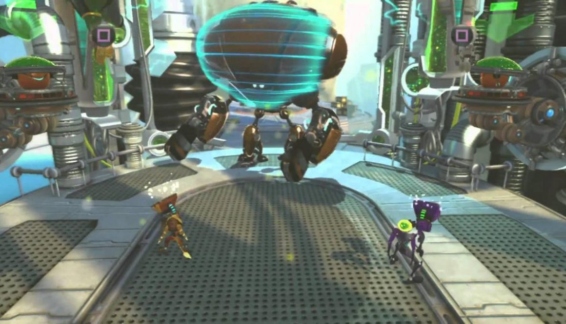 Ratchet & Clank: All 4 One Big Co-op Moments