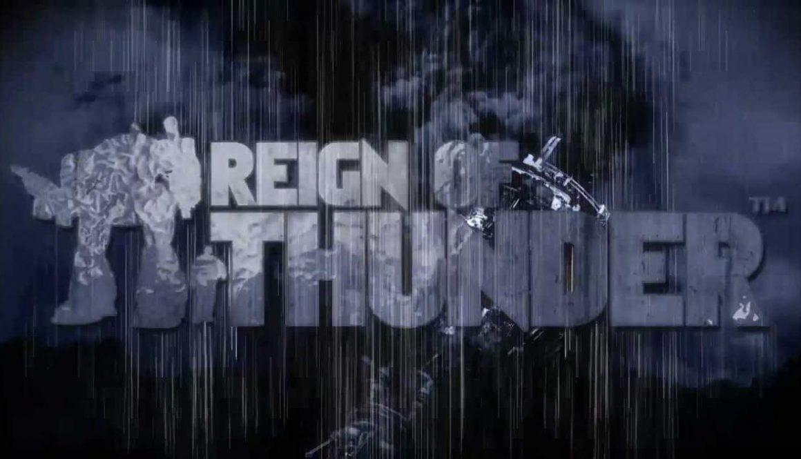 Reign of Thunder Announced