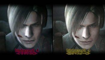 Resident Evil 4 and Resident Evil Code: Veronica X HD Trailer Japanese