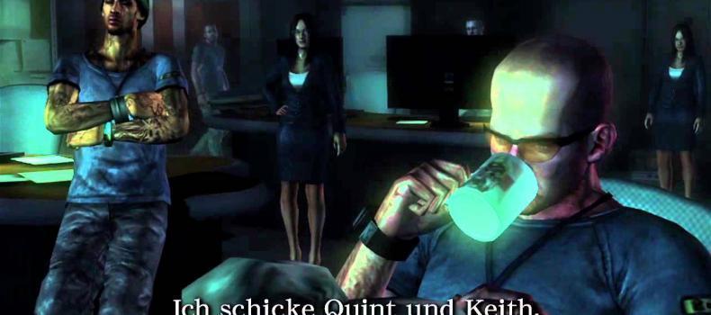 Resident Evil: Revelations Gamescom 2011 Trailer