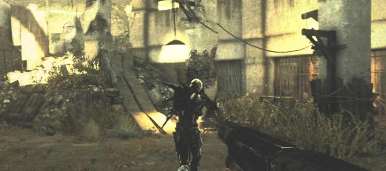 Resistance 3 Lab Video Series #2: Dash Ability