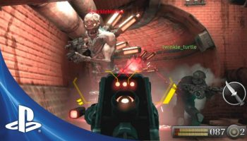 Resistance: Burning Skies Multiplayer Trailer