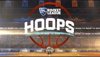 Rocket League Gets Basketball Hoops Mode