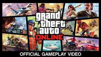 Rockstar Games presents Grand Theft Auto Online