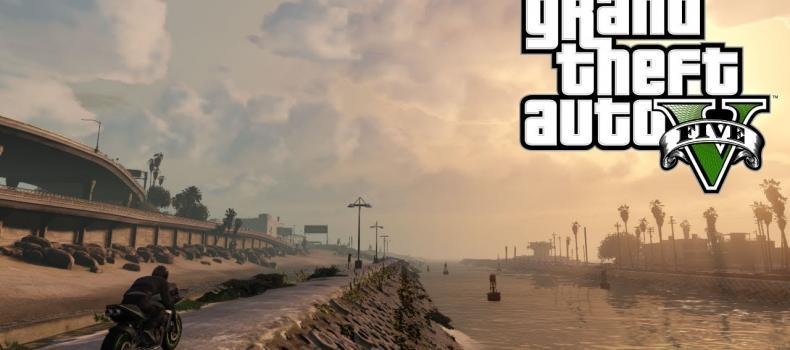 Rockstar Games releases Grand Theft Auto V gameplay trailer