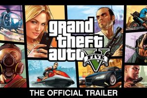 "Rockstar releases ""official"" Grand Theft Auto V trailer"