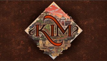 Rudyard Kipling's Kim Launches This Month