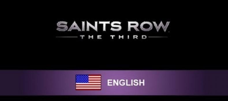 Saint Rows: The Third Freefalling Trailer, 8 Minute Gameplay