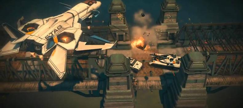 Saints Row: The Third – New Trailer Poking Fun At MW3 and BattleField 3