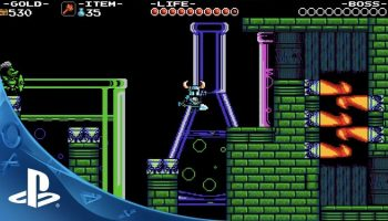 Shovel Knight Is Coming To PS4, PS3, and PS Vita