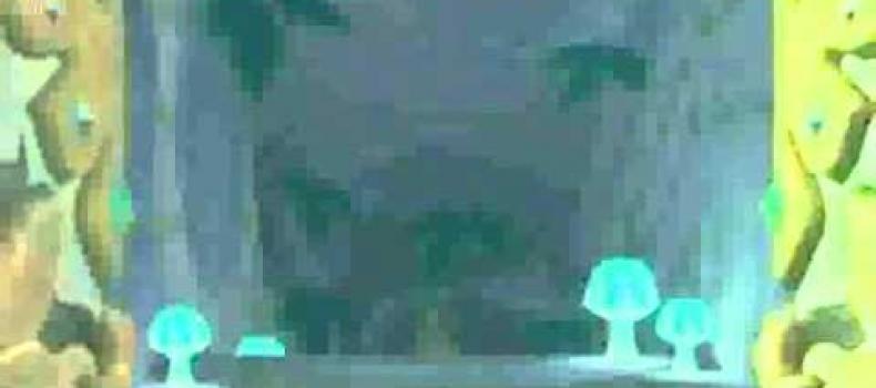 Skward Sword – Faron Woods Footage