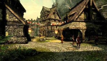 Sneak Peek: Skyrim – Behind the Wall: The Making of Skyrim