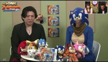 Sonic Boom: Fire & Ice Footage Released