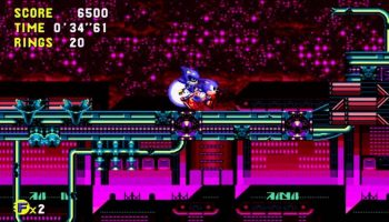 Sonic CD arrives in time for Holidays