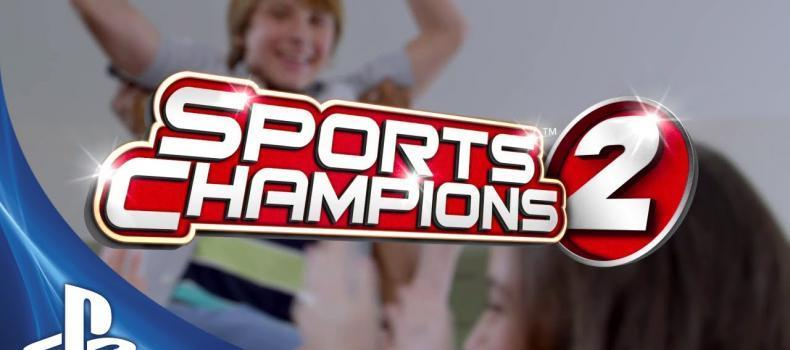 Sony Announces Sports Champion 2, First Trailer