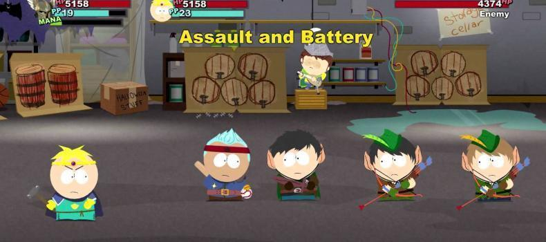 South Park: The Stick of Truth delayed yet again, new release date March 4th 2014