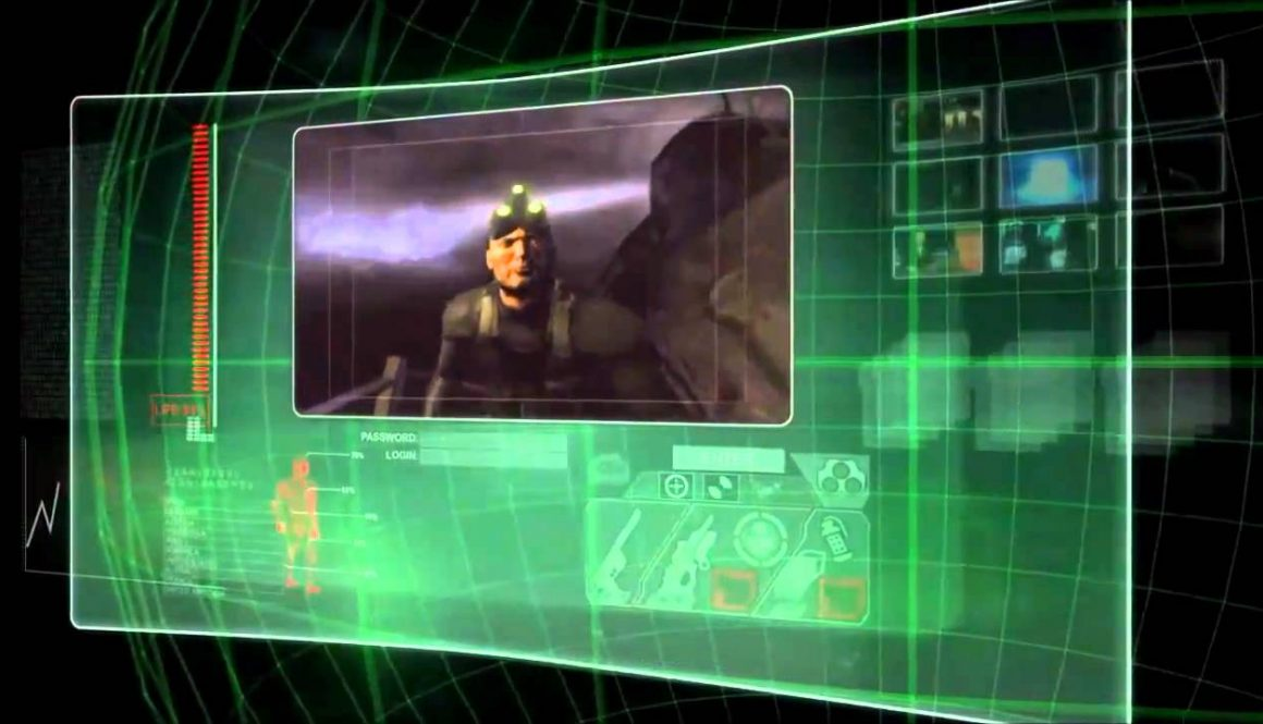 Splinter Cell 3D Sneaks Into Action – Launch Trailer