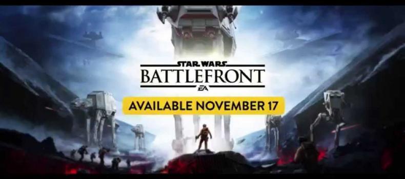 Star Wars Battlefront Developer Video Series Episode One Debuts Online