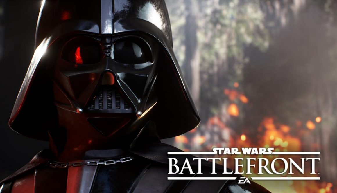 Star Wars Battlefront Trailer and News!