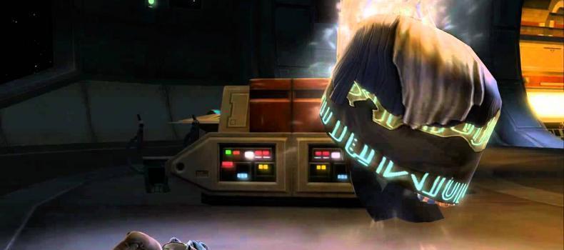 Star Wars: The Old Republic Jedi Consular Class Trailer