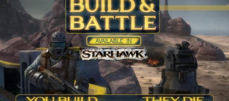 Starhawk – Architect of Destruction Trailer