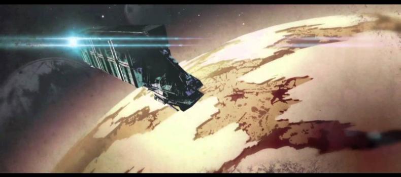 Starhawk Intro Scene