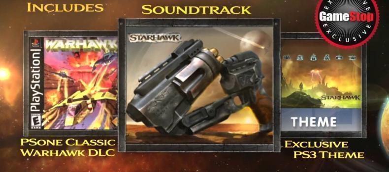 Starhawk Limited Edition Trailer