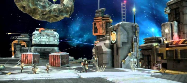Starhawk: Space Trailer