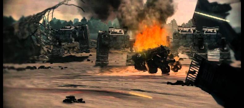 Steel Battalion Heavy Armour Gamescom 2011 Trailer