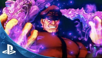 Street Fighter V: A Wild M. Bison Appears in a New Reveal Trailer