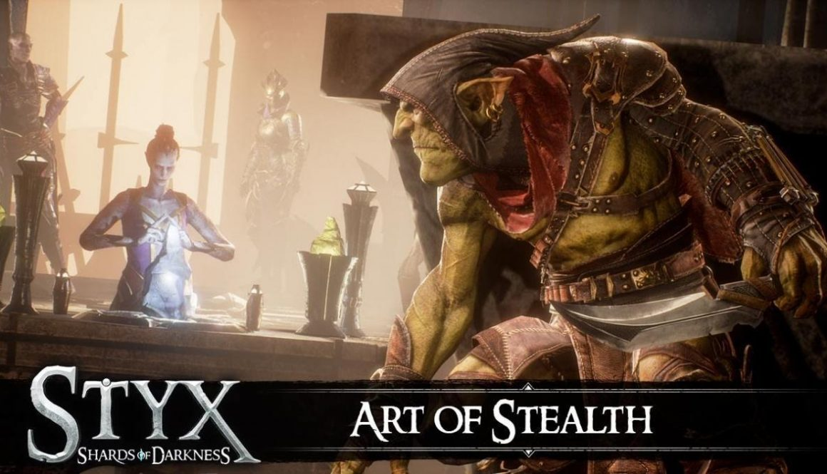 Styx: Shards of Darkness Gets a New Stealth Trailer