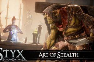 Styx: Shards of Darkness Gets Multiplayer Trailer