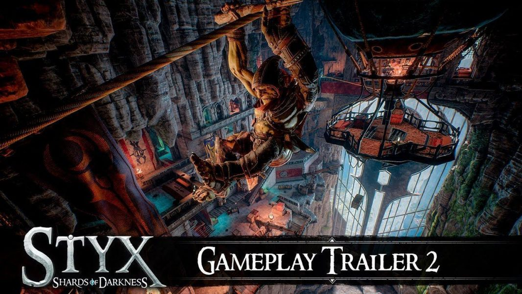 Styx: Shards of Darkness Gets a New Trailer