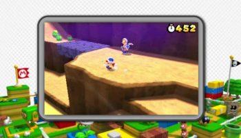 Super Mario 3D Land Streetpass Trailer