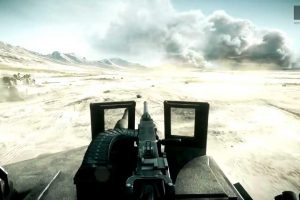 T-Rex skull discovered in Battlefield 3's Armoured Kill DLC – is 'Dino Mode' coming?