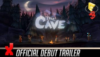 The Cave Announcement Trailer
