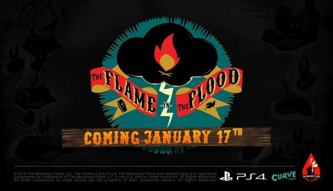 The Flame in the Flood Hits PS4 on January 17