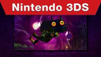 The Legend of Zelda: Majora's Mask Announced For 3DS
