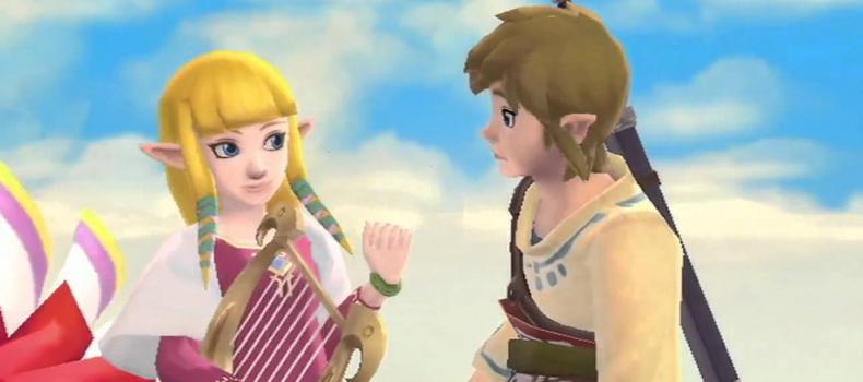 The Legend of Zelda: Skyward Sword – Romance Trailer