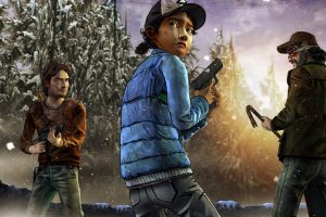 Telltale Games Reveals New Batman, Walking Dead, and Wolf Among Us Games
