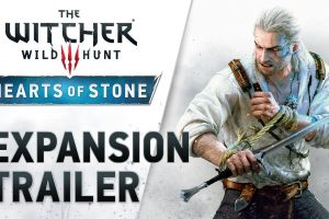 The Witcher 3: Hearts of Stone Launch Trailer Hits the Web