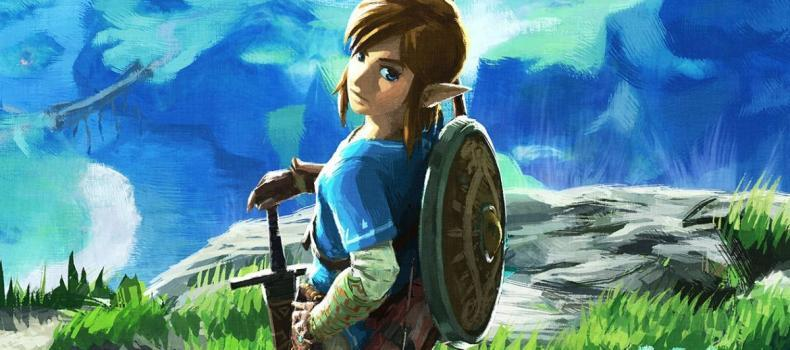 Breath Of The Wild Almost Had Touch Controls