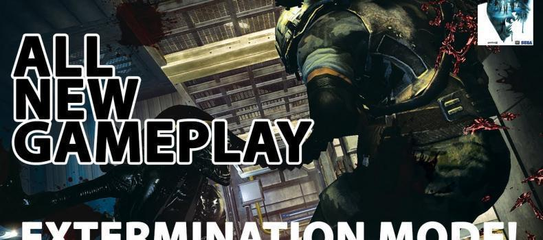 Tons of new Aliens: Colonial Marines Footage