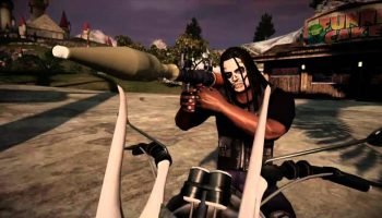 Twisted Metal: Mr. Grim Trailer