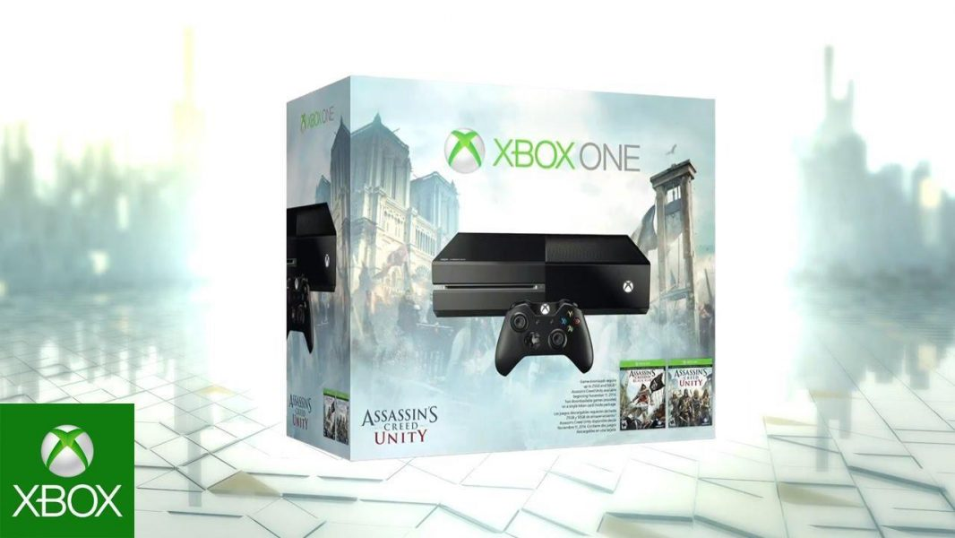 Two Assassin's Creed Bundles Coming To Xbox One