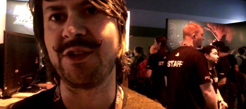 Uncharted 3 Developer Video Interview