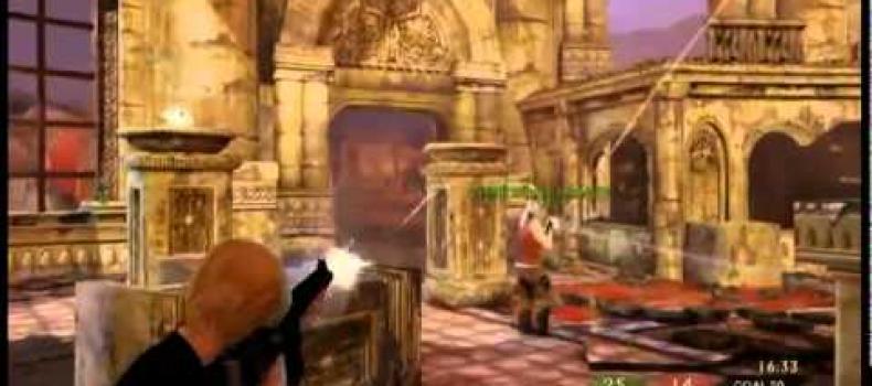 Uncharted 3: Molten Ruins Multiplayer Gameplay