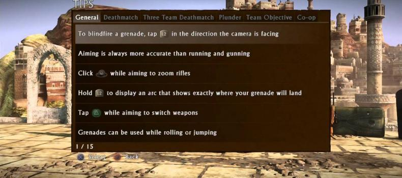 Uncharted 3: Multiplayer Intro