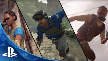 Uncharted 4: First Multiplayer Campaign Footage Debuts